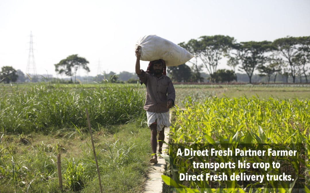 Q & A with Sam Bretzfield of Direct Fresh – The Official Grocer of Thrive: Dhaka
