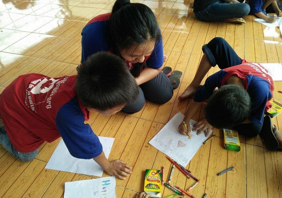 PAC x Thrive for Play and Catch-up Program in Smokey Mountain