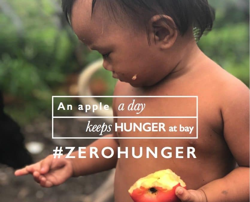 World Food Day: #ZeroHunger by 2030