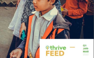 Thrive FEED Report Quarter 1 March 2020