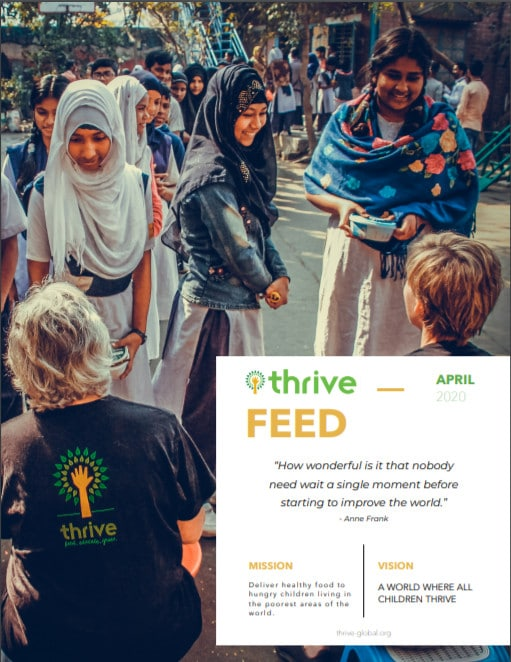 Thrive feed APRIL 2020