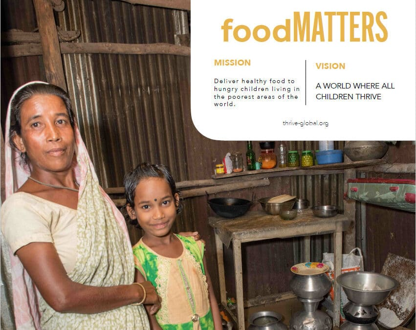 FoodMATTERS Quarter 3 2020